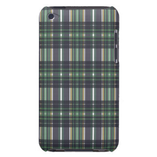 Christopher Plaid Barely There iPod Covers