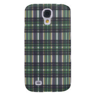 Christopher Plaid Galaxy S4 Cover