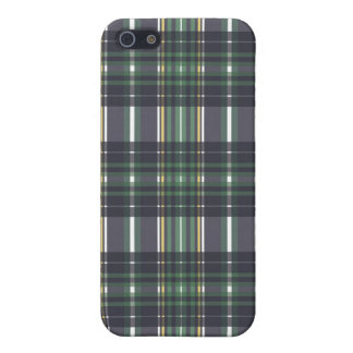 Christopher Plaid Cases For iPhone 5