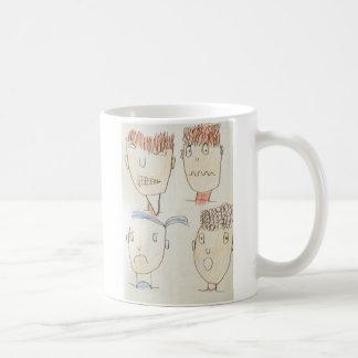 Christopher Slawson Classic White Coffee Mug