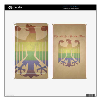 Christopher Steet Day - Old Decals For Kindle Fire