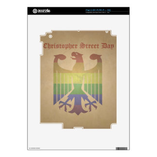 Christopher Steet Day - Old Skins For The iPad 2