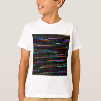 Christopher Text Design I Light Shirt Kids