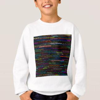 Christopher Text Design I Sweatshirt Kids