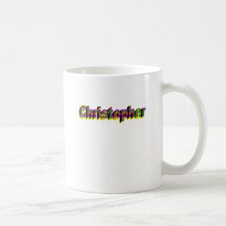 Christopher's Coffee Mug