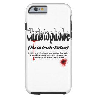 Christophobe (politically incorrect) tough iPhone 6 case