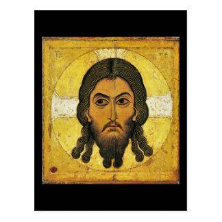 Christos Acheiropoietos Postcard