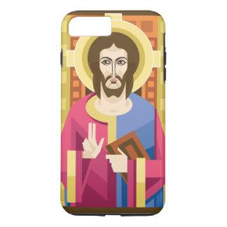 Christos - Orthodox Byzantine Icon - iPhone 7 case