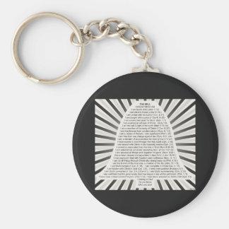 Christ's Bell Keychain