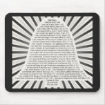 Christ's Bell Mouse Pad