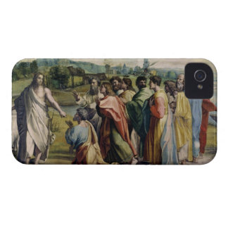 Christ's Charge to St. Peter (cartoon for the Sist Case-Mate iPhone 4 Case