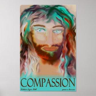 Christ's Compassion print