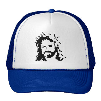 Christs Face Hats