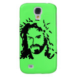 Christs Face Samsung Galaxy S4 Cases