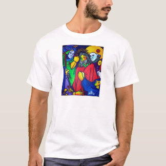 Christ's Passion by Piliero T-Shirt