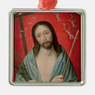 Christ's Passion Metal Ornament
