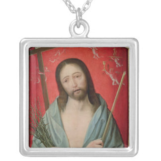 Christ's Passion Silver Plated Necklace