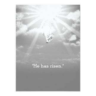 Christ's Resurrection & Ascension Into Heaven Card