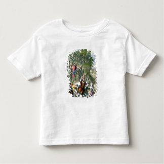 Christ's Triumphal Entry into Jerusalem, from a bi Toddler T-shirt