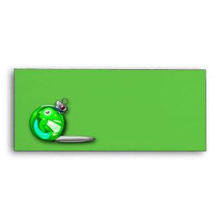 Christtmas Ball Envelope