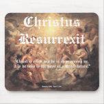 Christus Resurrexit - Hope /  full image Mousepads