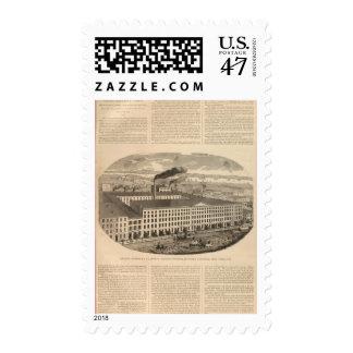 Christy, Sheperd and Garrett Postage Stamp
