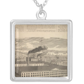 Christy, Sheperd and Garrett Silver Plated Necklace