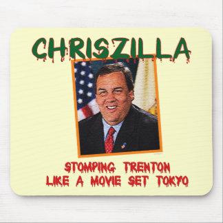 ChrisZilla - Gov. Chris Christie Mousepad