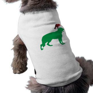 Chritmas German Shepherd T-Shirt