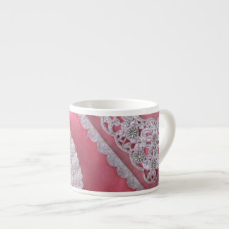 Chrochet and Bead work Espresso Cup