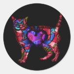 Chroma Calico Nocturne Sticker
