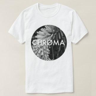 Chroma Creative Floral Circle Unisex T-shirt