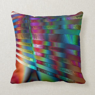 Chroma Rays Pillow