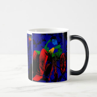 ChromaDepth 3D Photography Magic Mug