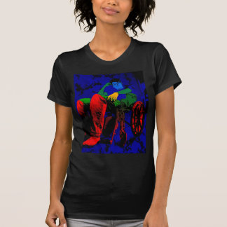 ChromaDepth 3D Photography T-Shirt