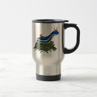 Chromadoris Nudibranch 15 Oz Stainless Steel Travel Mug