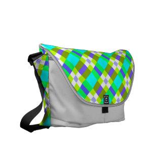 Chromalicious Messenger Bag