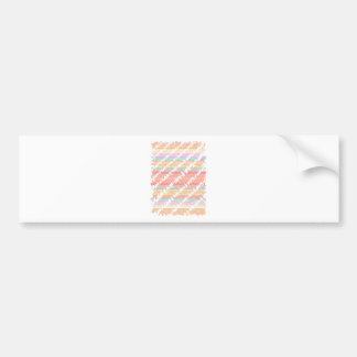 Chromatic4 Bumper Sticker