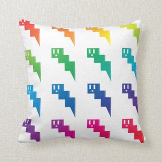 Chromatic [BOX2] Throw Pillow