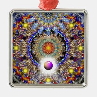 Chromatic Corridor Ornament