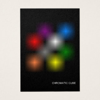 Chromatic Cube Trading Cards