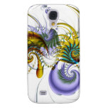 Chromatic Shrimp iPhone3 Case Galaxy S4 Cases