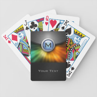 Chromatic Technology Bicycle Playing Cards