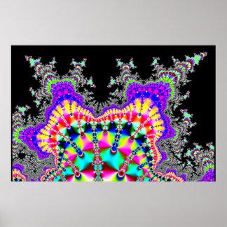 chromatic tendrils poster
