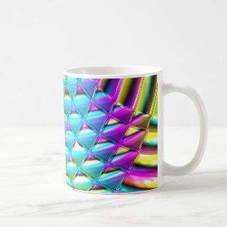 Chromatic Wave Art 1A Mug