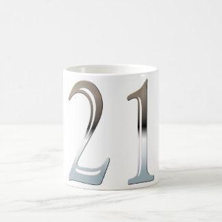 Chrome 21 coffee mug
