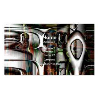 Chrome Business Card