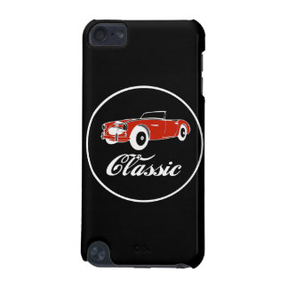 Chrome Classic Retro Vintage Convertible Car iPod Touch (5th Generation) Covers