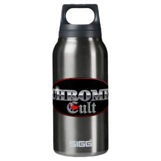Chrome Cult Pole Excitement Insulated Water Bottle