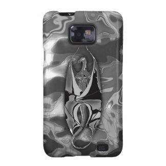 Chrome Dragon Samsung Galaxy S2 Covers